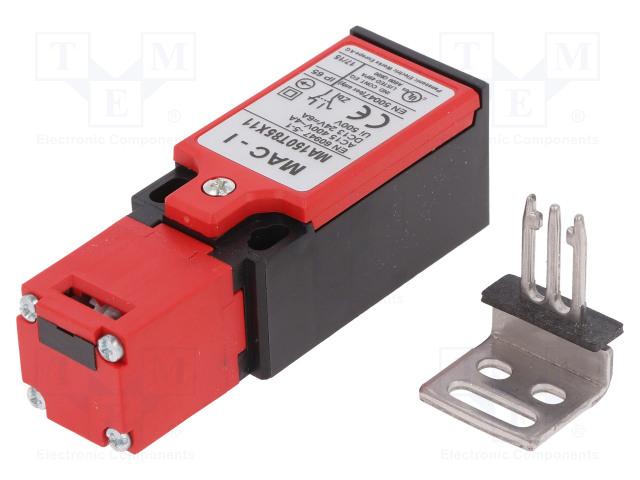 PANASONIC MA150T85X11 - Safety switch: key operated