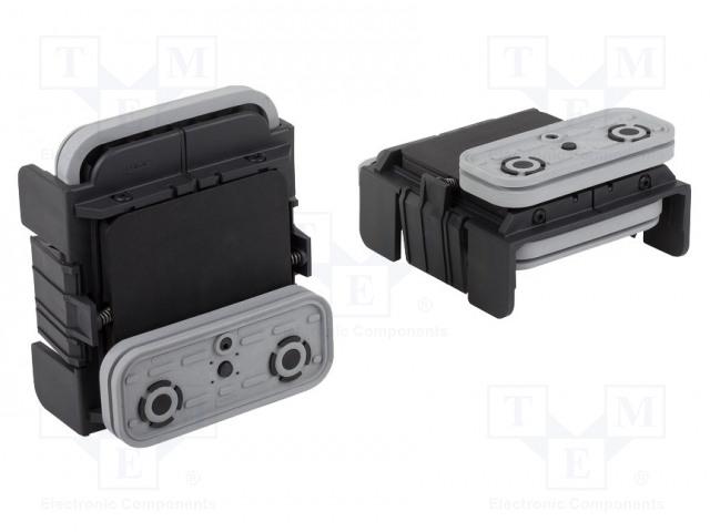 SCHMALZ VCBL-K1-120X50X50 - Vacuum block