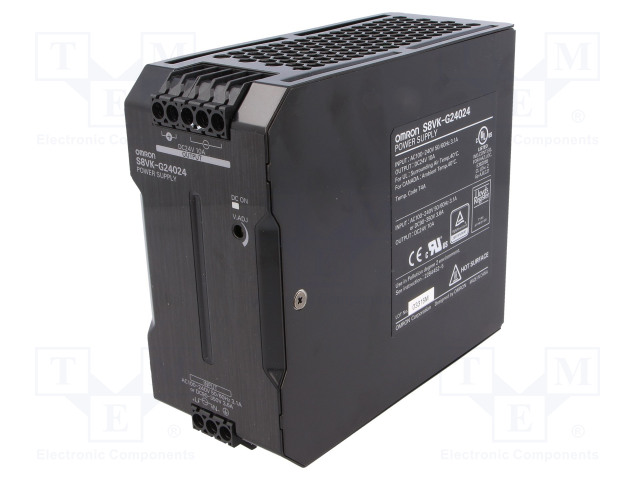 OMRON S8VK-G24024 - Power supply: switched-mode