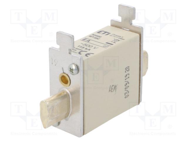 ETI POLAM 004111428 - Zekering: smeltveiligheid