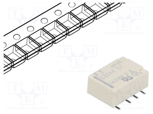 FUJITSU FTR-B3GA4.5Z-B10 - Relay: electromagnetic
