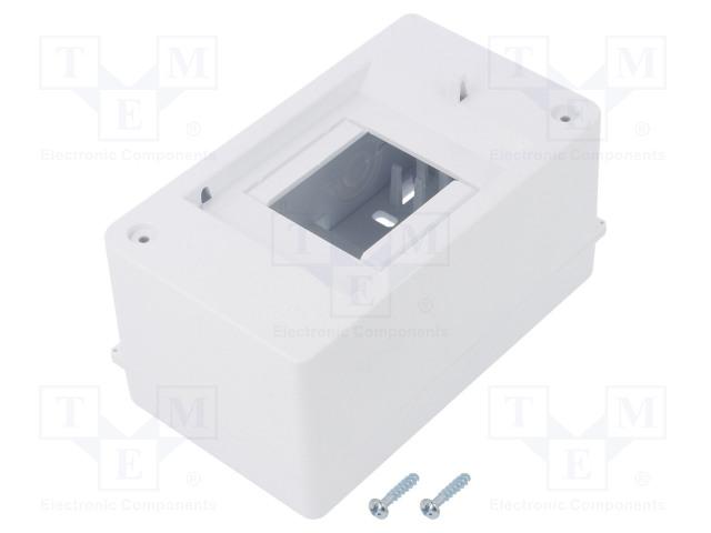 ELEKTRO-PLAST NASIELSK 2303-00 - Obudowa: do aparatury modułowej