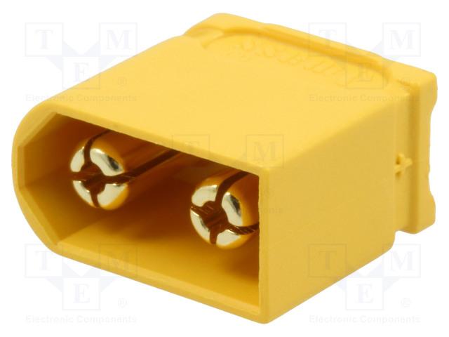 AMASS XT60U-M - Plug