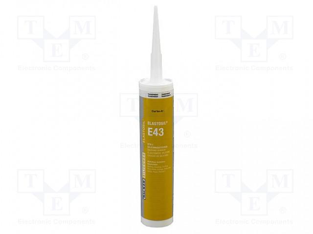 WACKER ELASTOSIL E43 310ML - Guma silikonowa