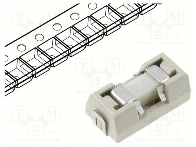 LITTELFUSE 0154002.DRT - Fuse: fuse