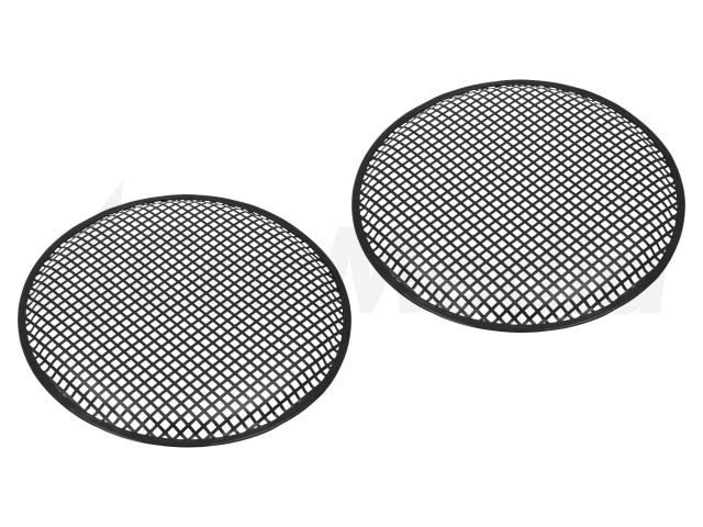 GRILL1150-BK 4CARMEDIA, Reproduktorová mřížka