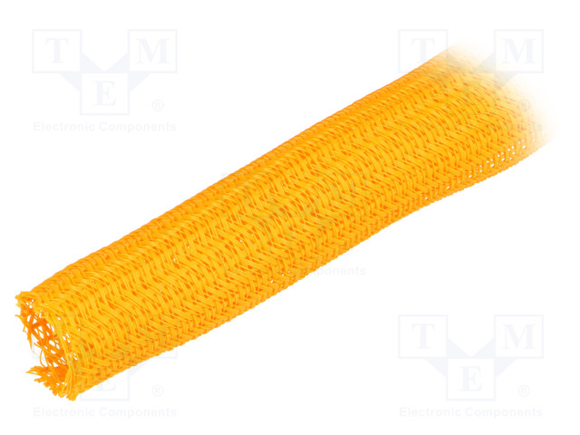 ALPHA WIRE GRP1303/4 ORANGE 50 FT - Polyester conduit