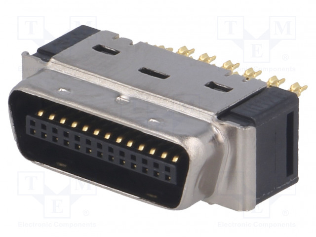 3M 10126-3000PE - Connector: MDR