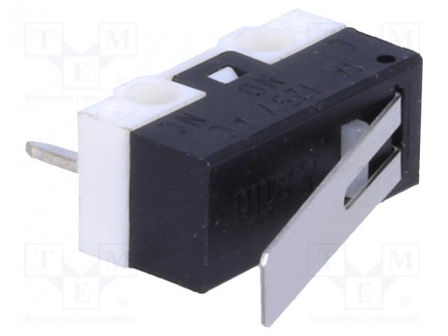 NINIGI MSW-22 - Microîntrerupător SNAP ACTION