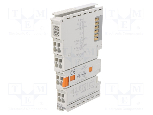 Beckhoff Automation KL6781 - Industrial module: communication