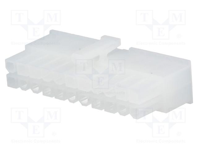 MOLEX 39-01-2220 - Zástrčka