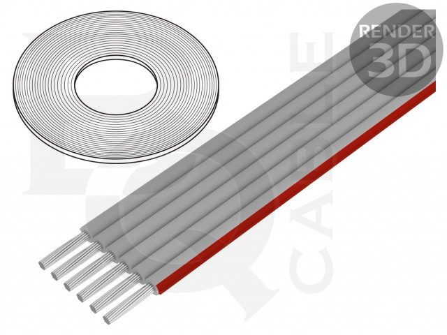 FLC-06/30-E BQ CABLE, Vodič