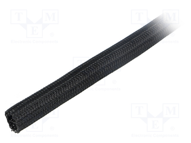ALPHA WIRE GRP1303/4 BLACK 50 FT - Polyester conduit
