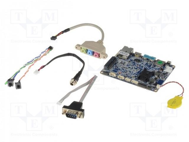 VIA TECHNOLOGIES VAB-600 (PICO-ITX) - Jednodeskový počítač