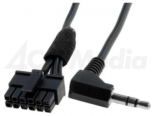 CT-CLA 4CARMEDIA, Universal cable for radio