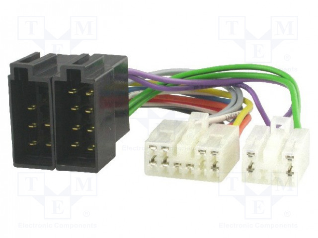 4CARMEDIA ZRS-104 - Connector