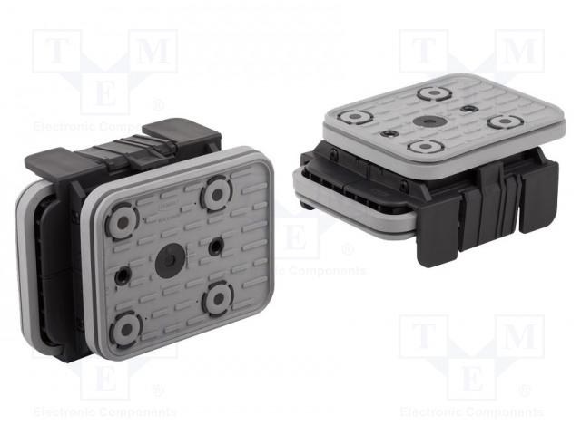 SCHMALZ VCBL-K1-140X115X50 - Vacuum block