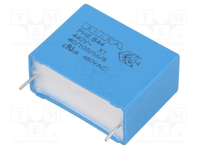 KEMET PHE844RF6470MR06L2 - Kondenzátor: polypropylénový