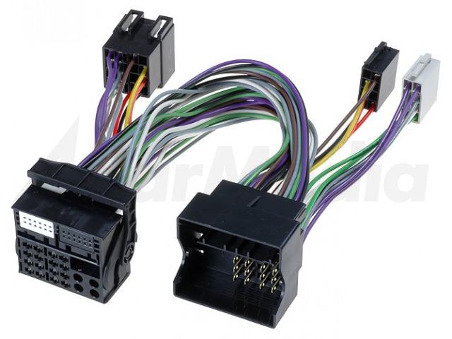 HF-59090 4CARMEDIA, Kabel do zestawu głośnomówiącego THB