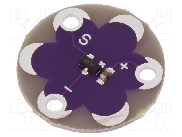 SPARKFUN ELECTRONICS INC. DEV-08777 - Sensor: temperature