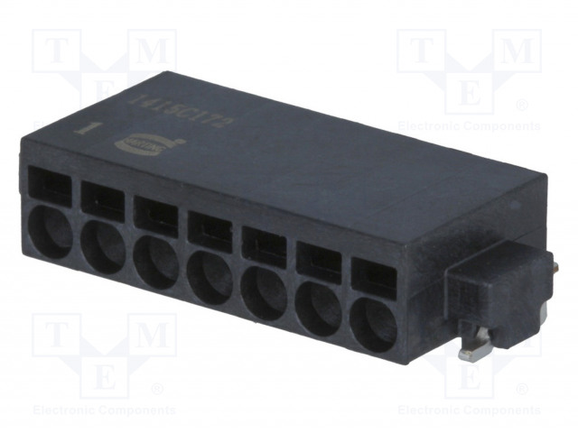 HARTING 14010713102333 - Connector: wire-board