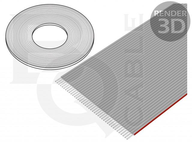 FLC-40/30-E BQ CABLE, Leiding