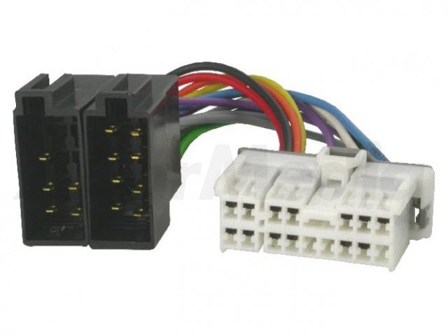 ZRS-120 4CARMEDIA, Connector