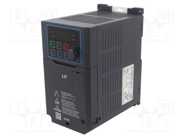 LS INDUSTRIAL SYSTEMS LV0008G100-4EOFN - Vector inverter