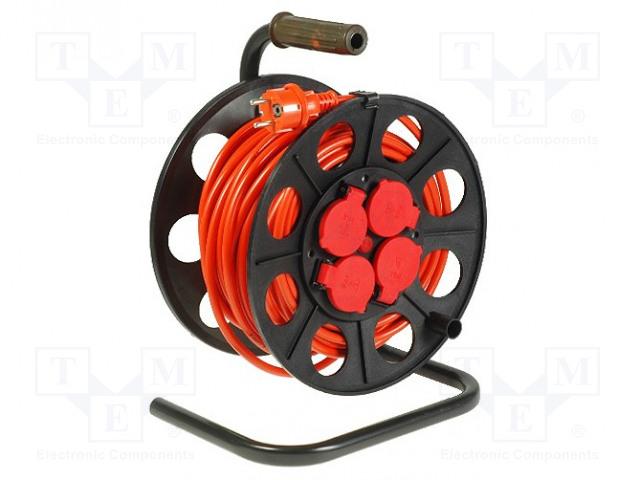 JONEX PS-BT/IP44/30-1.5 - Prodlužovací síťový kabel