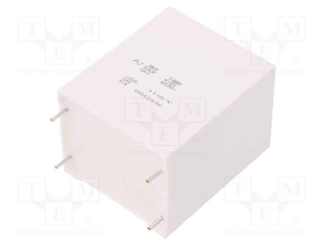 KEMET C4AQCBW5500A3OJ - Kondenzátor: polypropylénový
