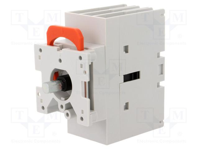 LOVATO ELECTRIC GA025C - Erotinkatkaisija
