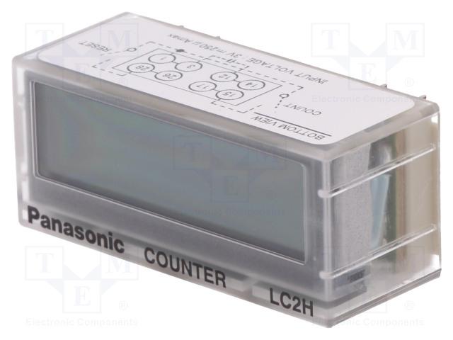 PANASONIC LC2H-C-30-N - Counter: electronical