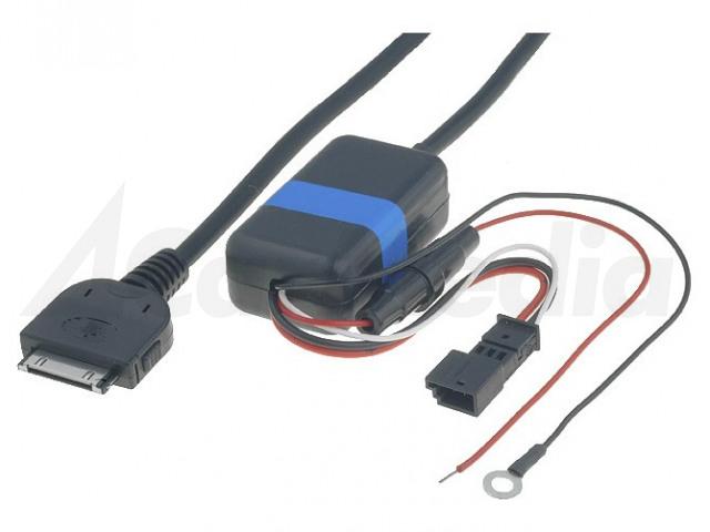 AUX-BMW.02-IPOD 4CARMEDIA, Aux-Adapter