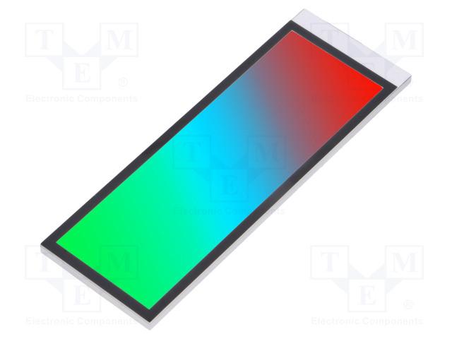 DISPLAY ELEKTRONIK DE LP-507-RGB - Achtergrondverlichting