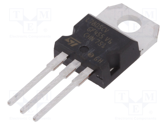 STMicroelectronics L7805CV-DG - Voltage regulator