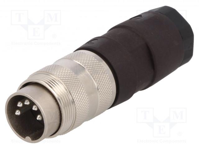 AMPHENOL T 3360 020 - Konektor: M16