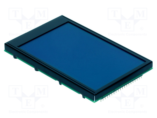 ELECTRONIC ASSEMBLY EA EDIP240B-7LW - Display: LCD
