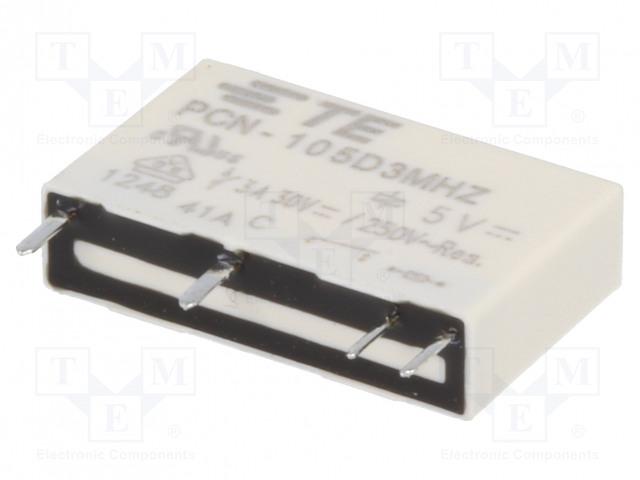 TE Connectivity 3-1461491-0 - Relé: elektromagnetické