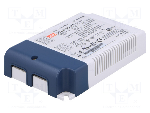 MEAN WELL IDLV-45-24 - Power supply: switched-mode