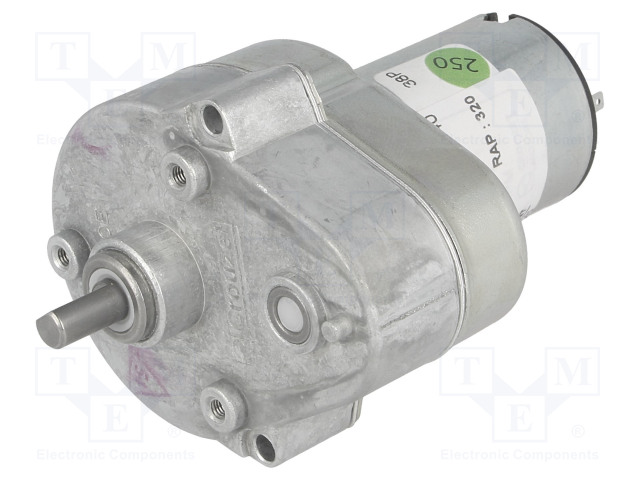 CROUZET 82869014 - Motor: DC