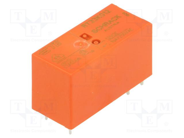 TE Connectivity 2-1393240-3 - Relé: elektromagnetické