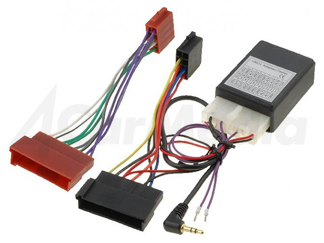 FORD-ALP 4CARMEDIA, Adapter for control from steering wheel