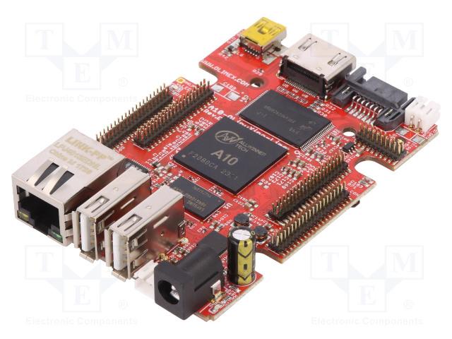 OLIMEX A10-OLINUXINO-LIME-N8GB - Jednodeskový počítač