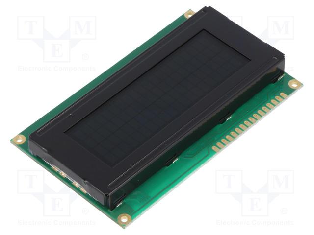 POWERTIP NPC2004WRP-AWA-I - Zobrazovač: LCD