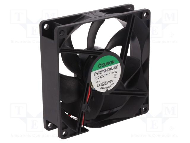 SUNON EF92251S1-1000U-A99 - Fan: DC
