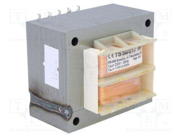 INDEL TS50/017 - Transformateur: de réseau