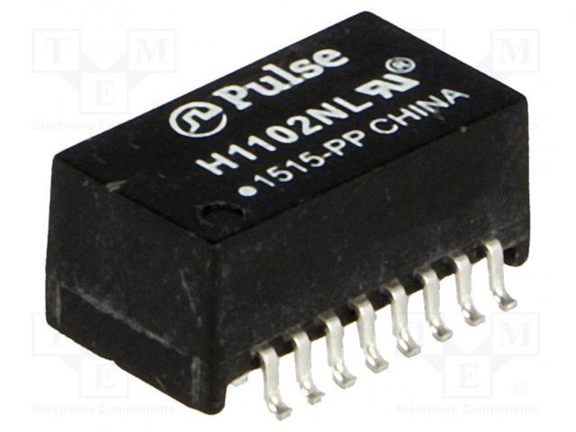 PULSE H1102NL - Transformer: LAN