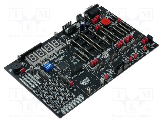 KAMAMI ZL10AVR/V3 - Výv.kit: Microchip AVR