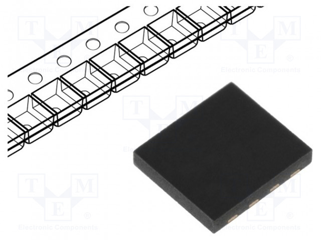 MICROCHIP TECHNOLOGY 93C86CT-I/MC - EEPROM muisti
