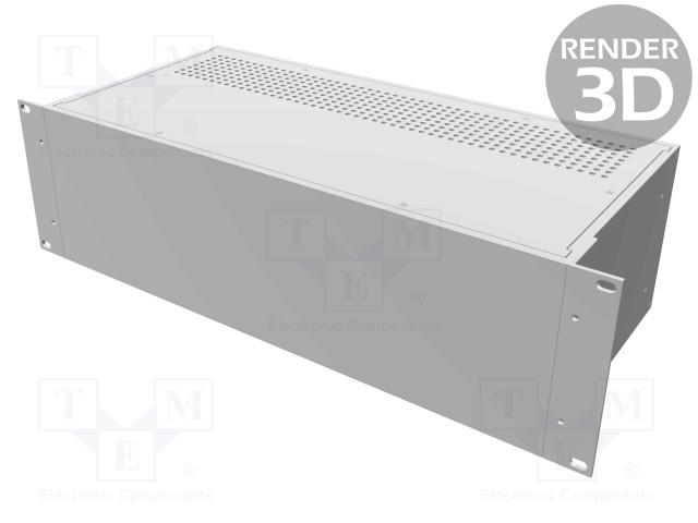 """HAMMOND RM3U1908VBK - Obudowa: w standardzie 19"""""""